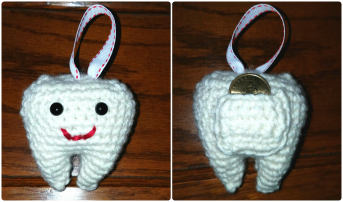 Crochet Tooth